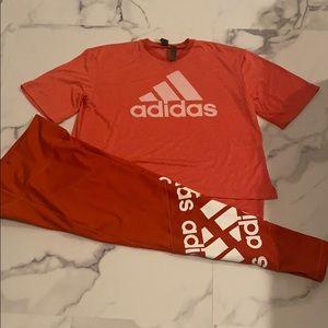 Adidas set medium for women